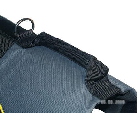 dog handler for harness