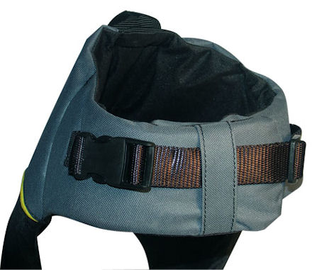 Dog Vest With Handle Nylon Vest Harness For Dog