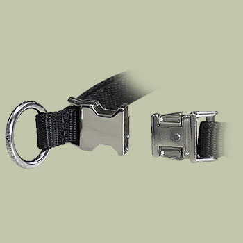 Nylon Quick-Release Training Pinch Collar for all dogs
