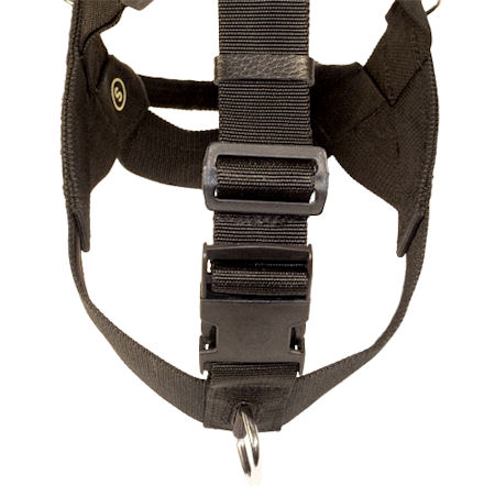 SAR Harness for ALL BREEDS-Search&Rescue NYLON DOG HARNESS