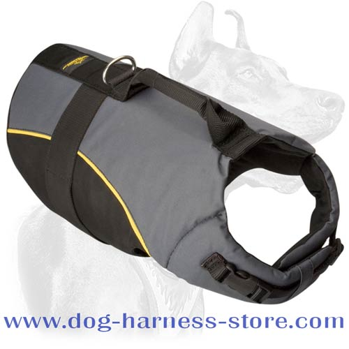 Nylon Vest Harness for Dogs of Different Breeds