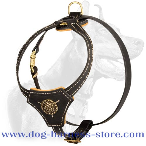 Light Weight Tracking Harness for Small Dogs and Puppies
