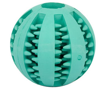 Round Ball Dog Chew Toy-Hygiene Dog Ball for all dogs