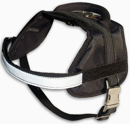 nylon dog harness for Boston Terrier - extra small dog harness,small dog harness, medium harness